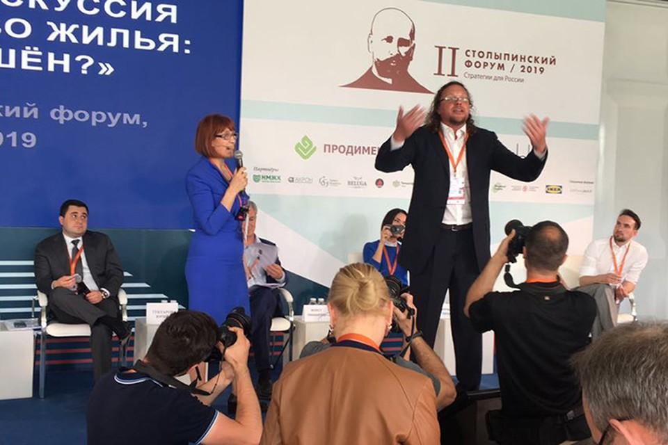 «93% застройщиков обанкротится!»: разорившийся миллиардер Полонский устроил скандал из-за отмены долевого строительства