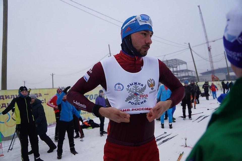 Антон Шипулин был одним из лучших биатлонистов России.