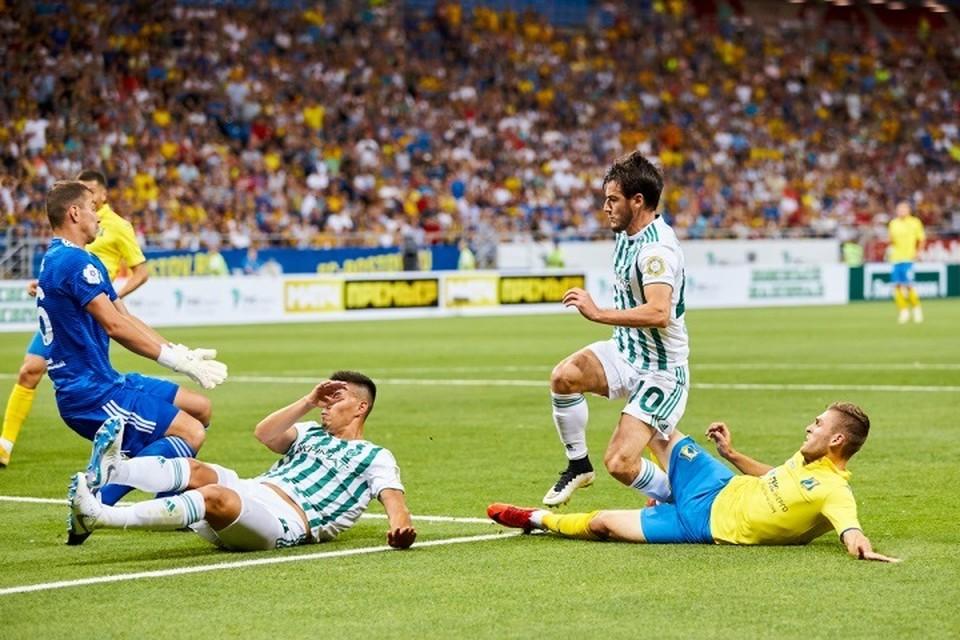 Прогноз на матч Ахмат - Ростов: 26 мая 2019 года обилия голов не будет. Фото: fc-rostov.ru