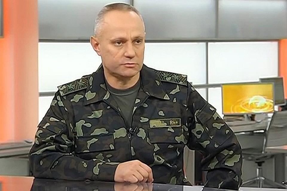 Новый глава Генерального штаба Вооруженных сил Украины Руслан Хомчак