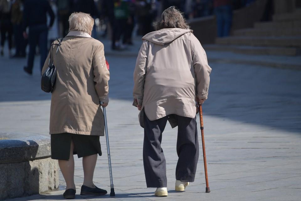Пенсии пожилым людям по новой схеме пересчитают в том числе и «задним числом»