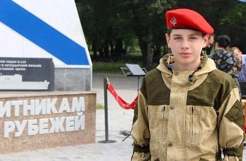 Дима Новоселов. Герой. Светлая память. Фото: Андрей Горланцев.