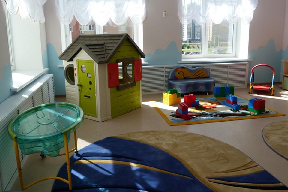 Новый корпус детского сада торжественно открыли в Боровском