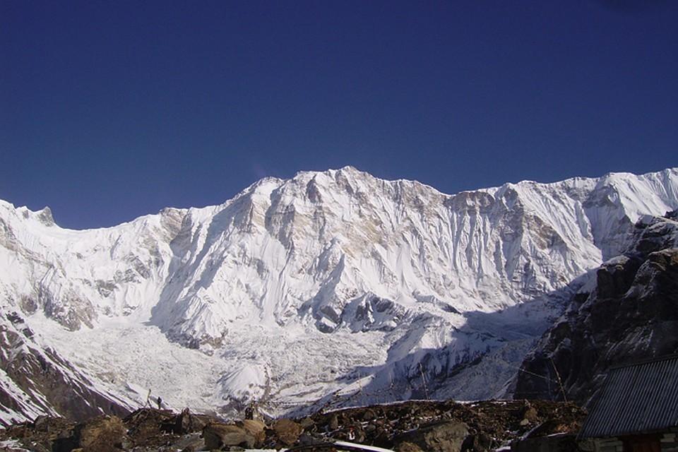 В Гималаях пропали восемь альпинистов. Фото: Алексей Болотов