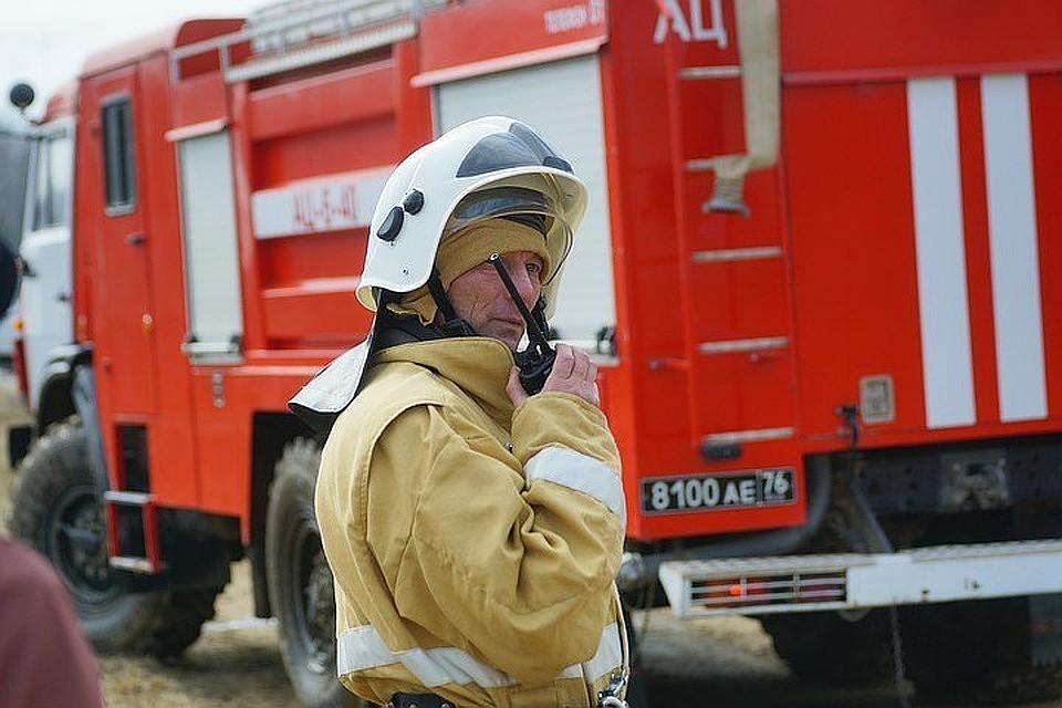 3783f358c На Урале в пожаре погибли четверо детей