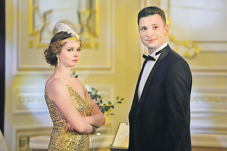 Героев Елены Николаевой и Антона Хабарова ждет производственный роман. Фото: Первый канал