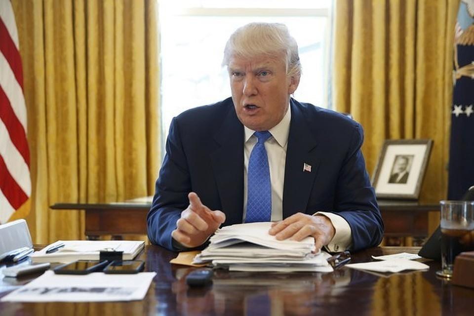 Трамп выразил уверенность в заключении справедливого торгового соглашения между США и Британией