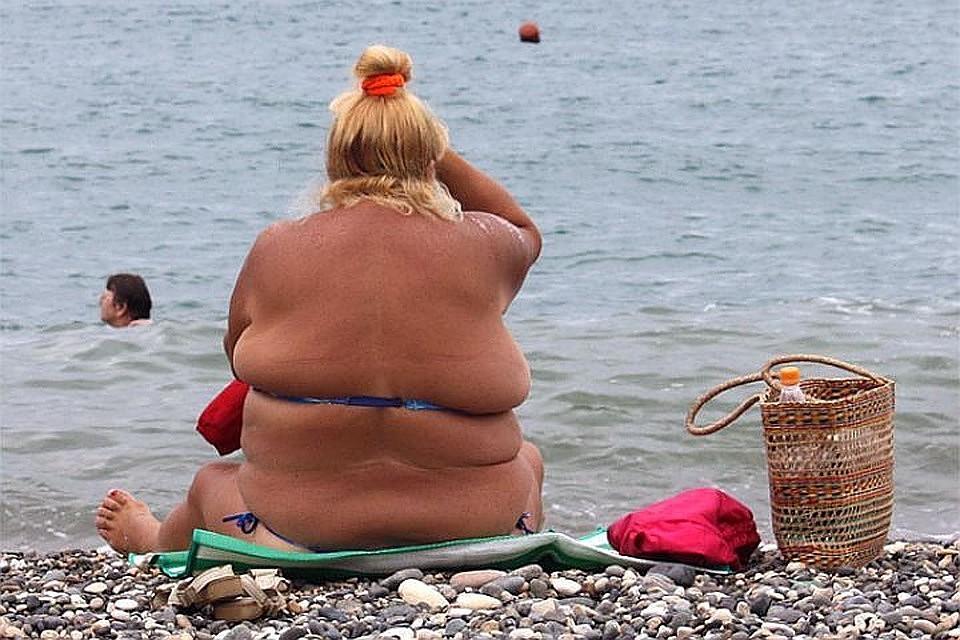 Каждый четвертый житель России болен ожирением.