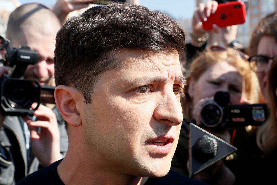Заявления Зеленского говорят о том, что он пока не имеет достаточного опыта в политике