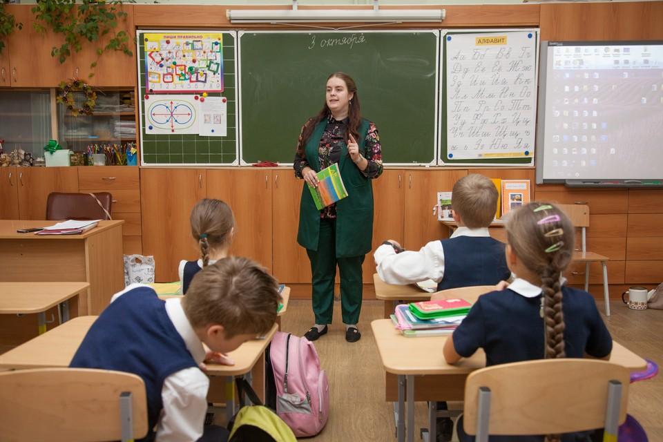 К поступлению в 1 класс дошколенок должен был уметь считать количество звуков в слове