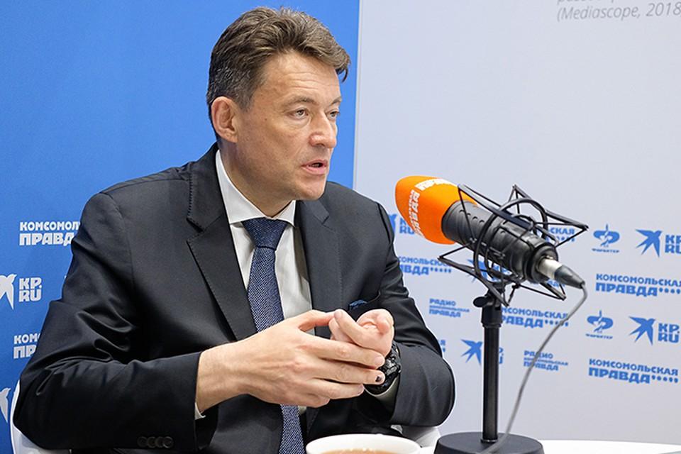Главный онколог РФ Андрей Каприн