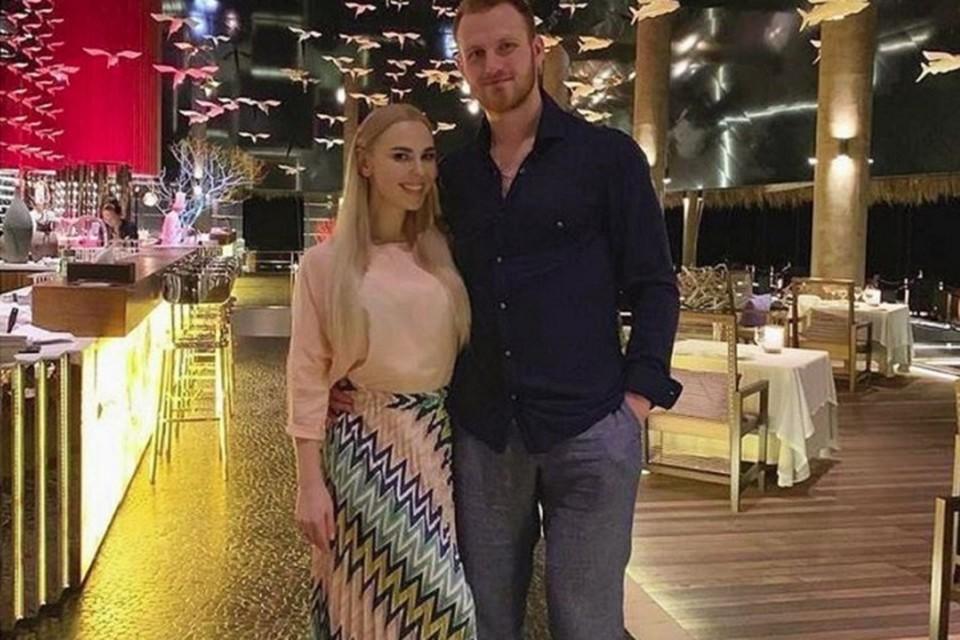 Пелагея с мужем Иваном Телегиным
