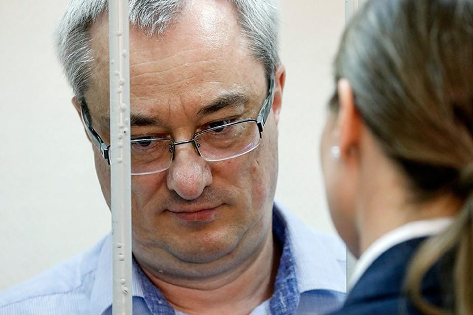 Бывший глава Республики Коми Вячеслав Гайзер. Фото: Артем Геодакян/ТАСС