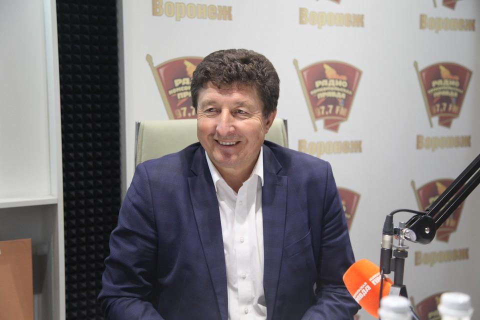 Александр Белевич рассказал о будущем воронежского аэропорта и новых направлениях