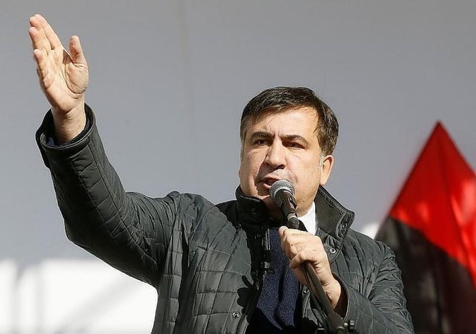 Саакашвили назвал Украину провинцией Нигерии