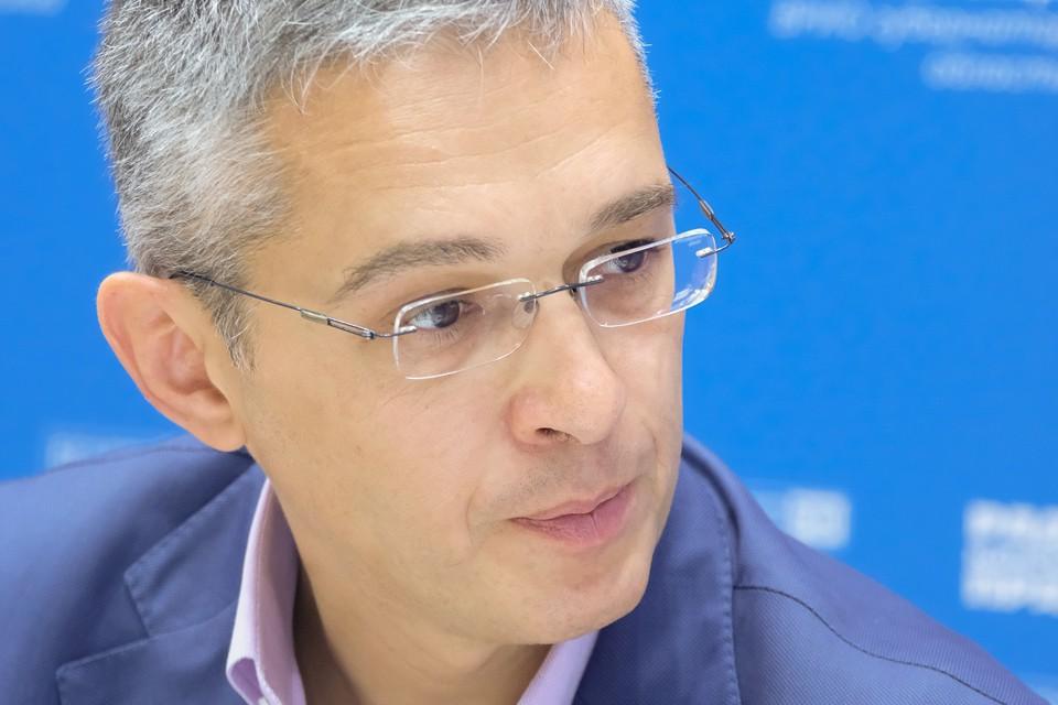 Генеральный директор Российской венчурной компании Александр Повалко.