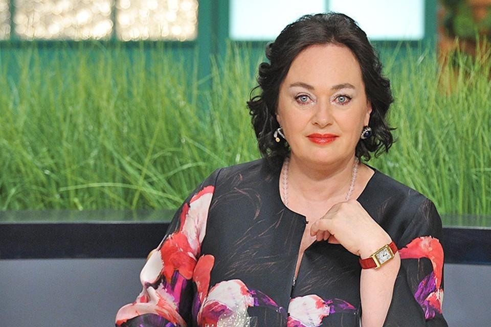 """Лариса Гузеева много лет является бессменной ведущей программы """"Давай поженимся"""""""