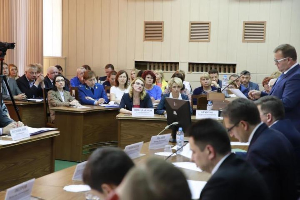 Вопрос увеличения расходов на здравоохранение депутаты обсудят 26 июня. ФОТО: Пресс-служба СНДКО