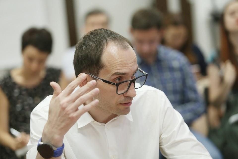 Генеральный директор телекомпании «Волга» уверен, что в обществе возник запрос на новые лица в политике