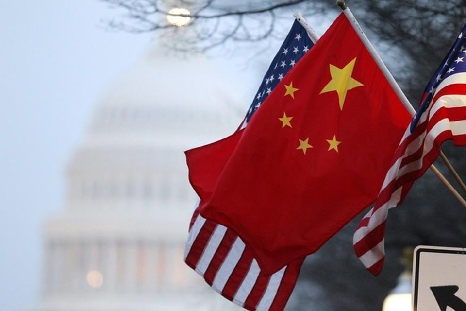 Власти США внесли в «черный список» еще пять китайских IT-компаний