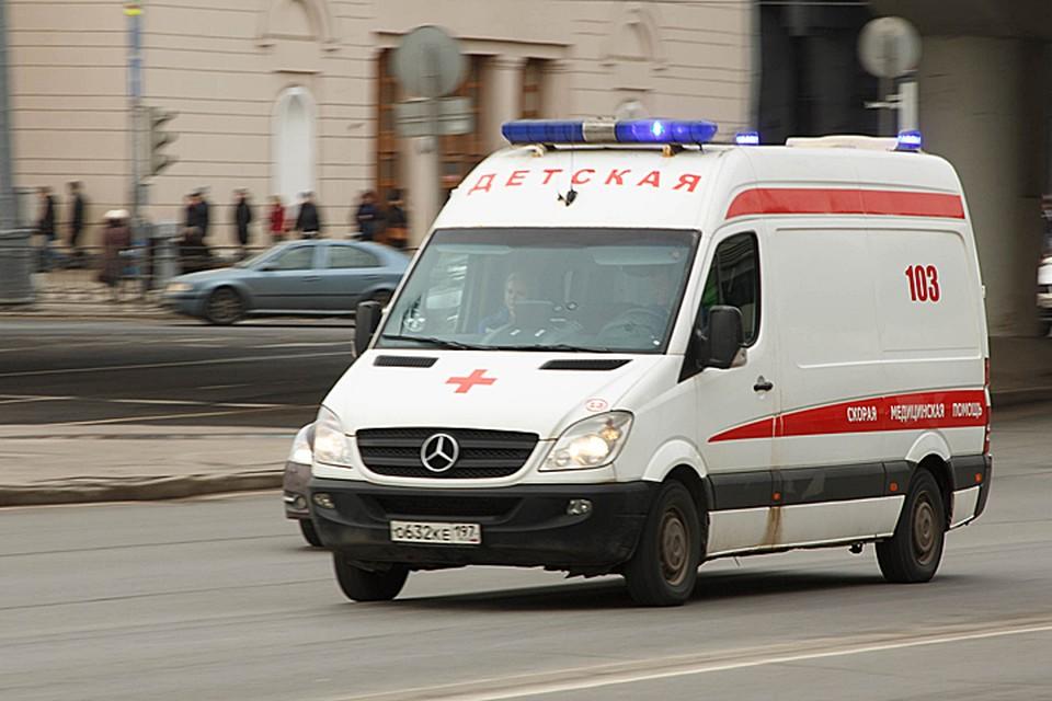 Девочек забрали в ближайшую больницу, где проверят их здоровье