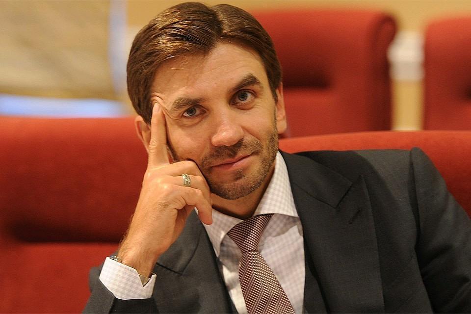Бывший министр «Открытого правительства» Михаил Абызов