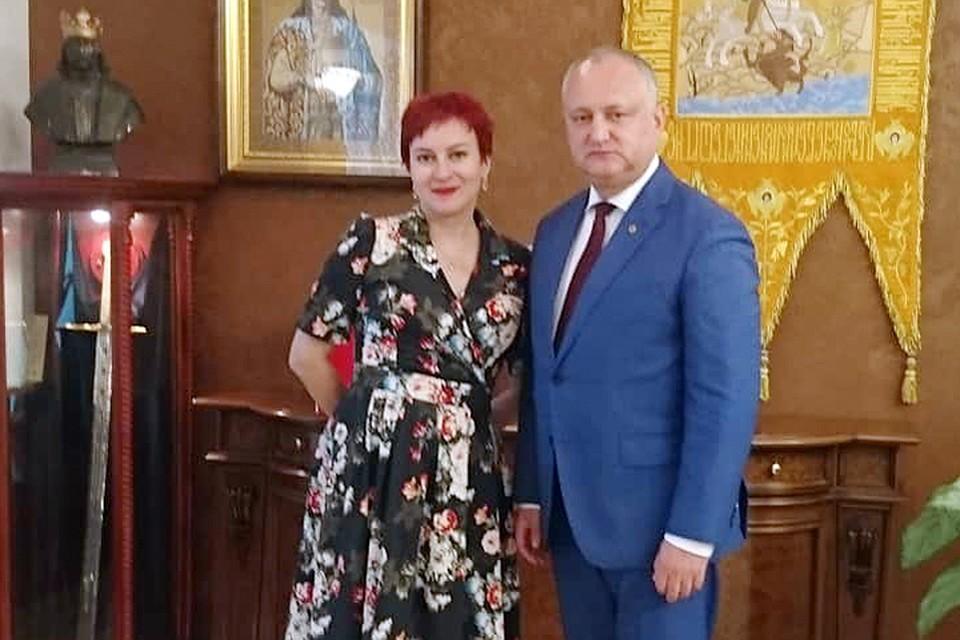 Наш спецкор Дарья Асламова взяла интервью у президента Молдавии Игоря Додона - о том, как страна собирается выходить из политического кризиса