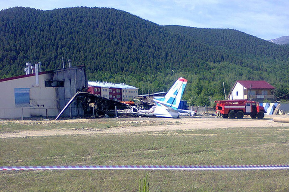 Эксперт о причинах авиакатастрофы Ан-24 в Бурятии: «Борт перелетел точку приземления».
