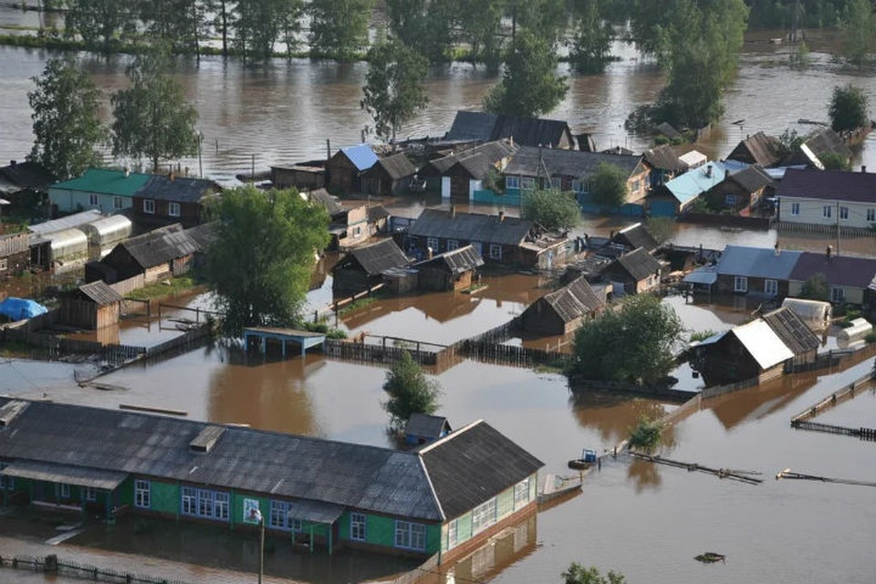 Наводнение в Иркутской области сейчас: стоит ли бояться эпидемии