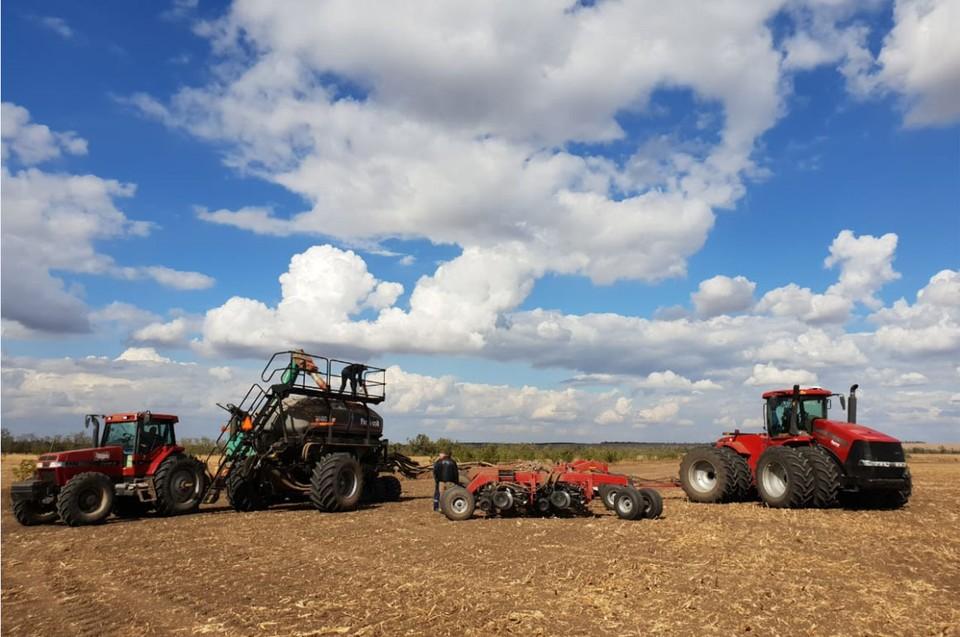Риск - дело благородное, особенно в сельском хозяйстве. Фото: СЗАО «СКВО»