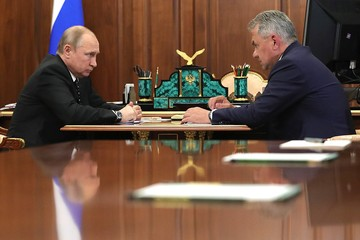 Шойгу доложил Путину: Причина пожара на подлодке выявлена. Аппарат будет восстановлен целиком в короткий срок