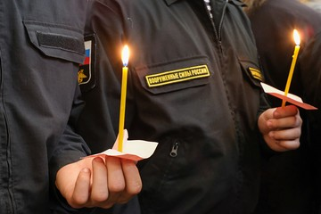 Четверо Героев России, десять кавалеров Ордена Мужества. Все посмертно