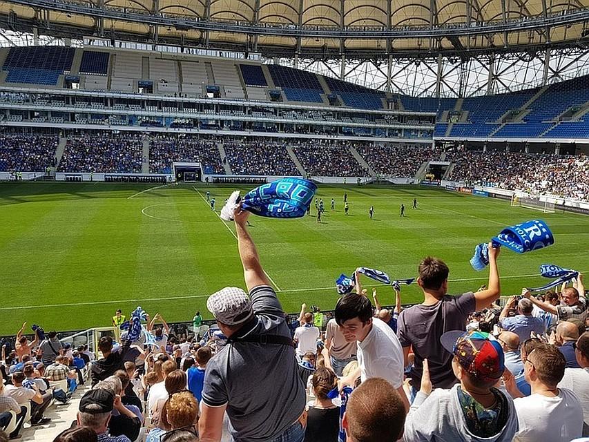 ФК «Ротор» заплатит почти 29 млн за игры и тренировки на «Волгоград Арене»