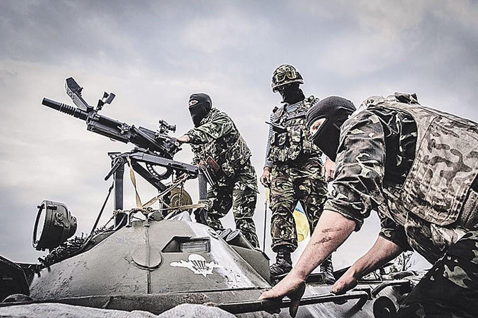 Итальянская полиция конфисковала арсенал оружия для наемников на Донбассе