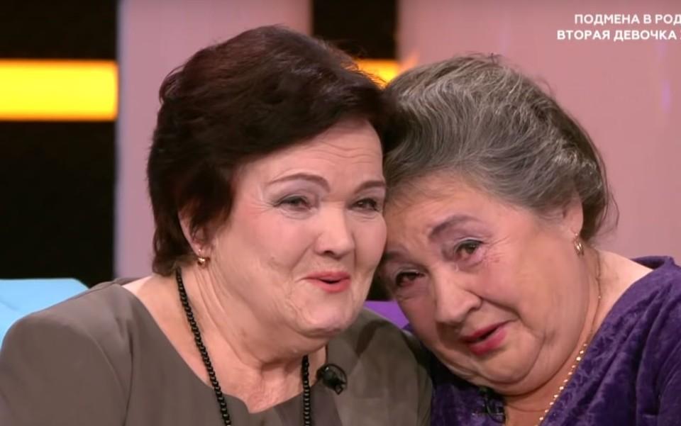 """Фото: кадр с ток-шоу """"ДНК"""" на канале """"НТВ"""""""