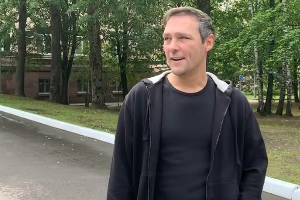 Юрия Шатунова выписали из столичной клиники после операции.