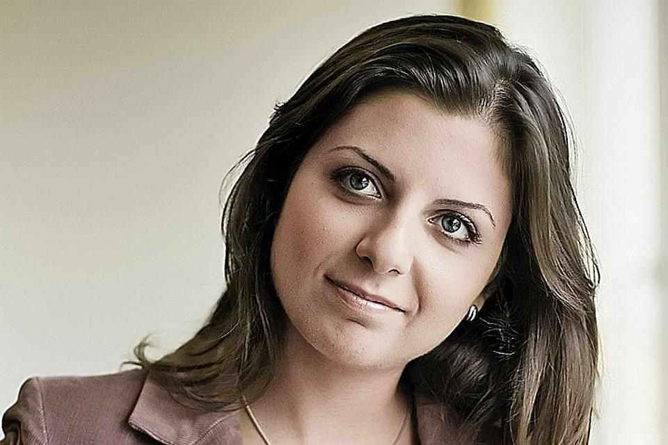Симоньян отшутилась о статье CNN о «тайных связях» Ассанжа с RT