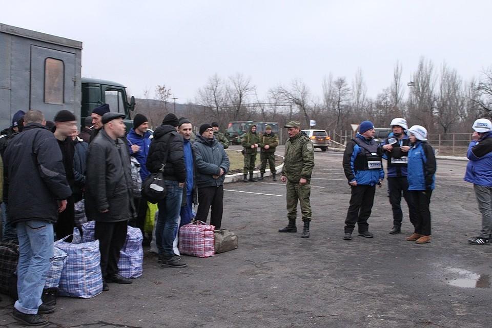Крайний обмен пленными прошел 27 декабря 2017 года