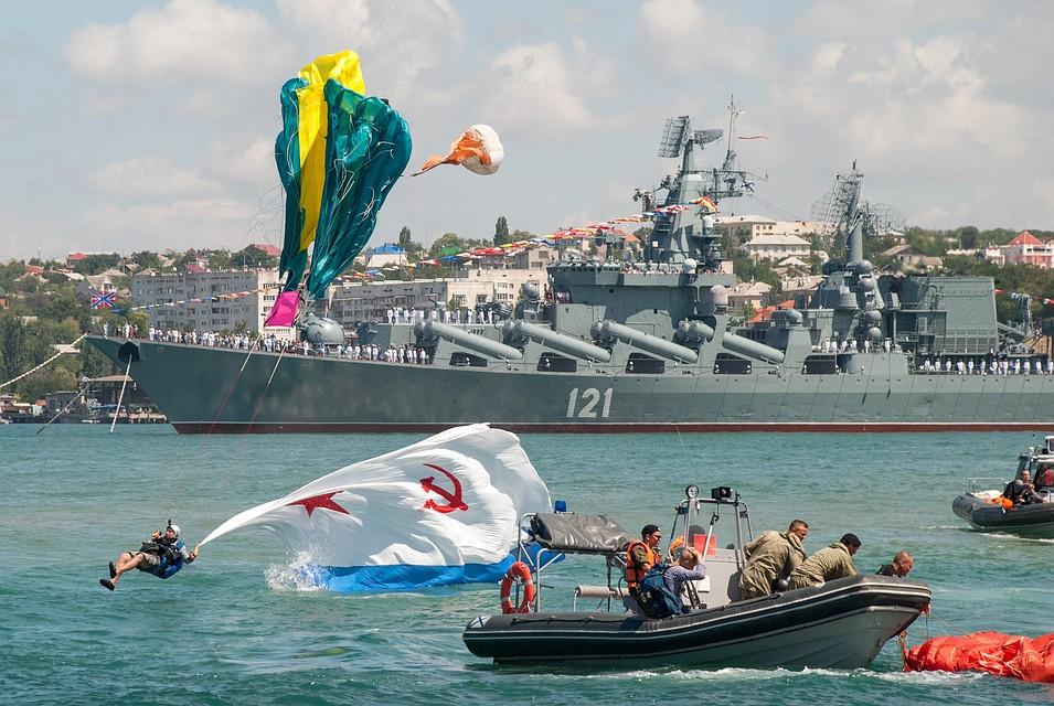 День ВМФ 2019 в Севастополе: Полная программа праздника