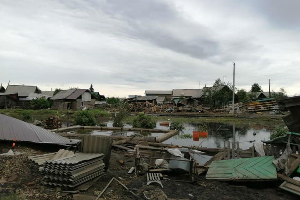 Наводнение в Иркутской области: на строительство нового жилья выделят 10 миллиардов рублей