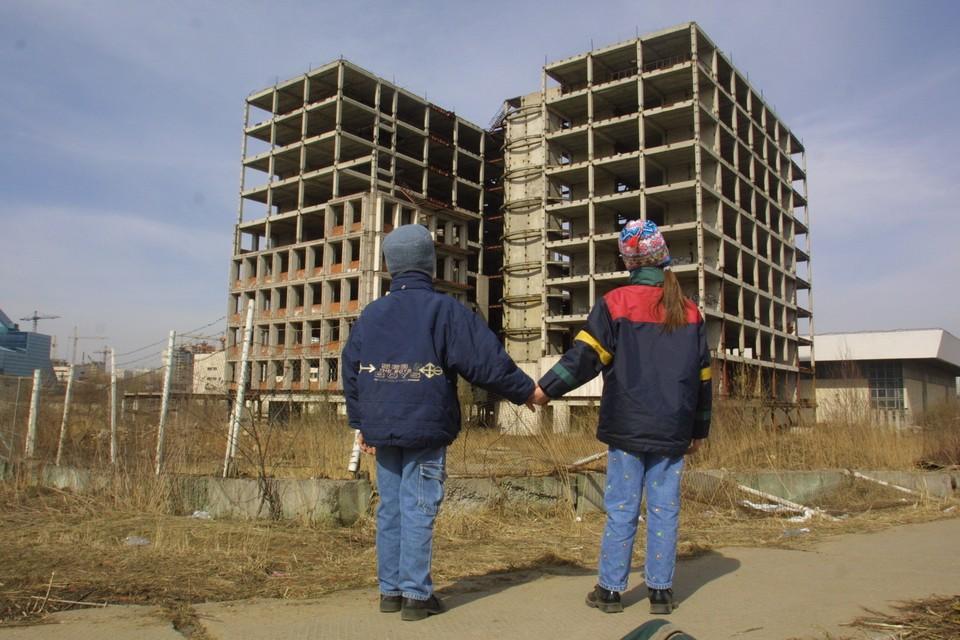 Госдума не будет рассматривать поправки об изъятии участков с домами