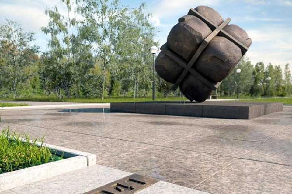 В 2020 году в Иркутске появится памятник жертвам политических репрессий. Фото: правительство Иркутской области