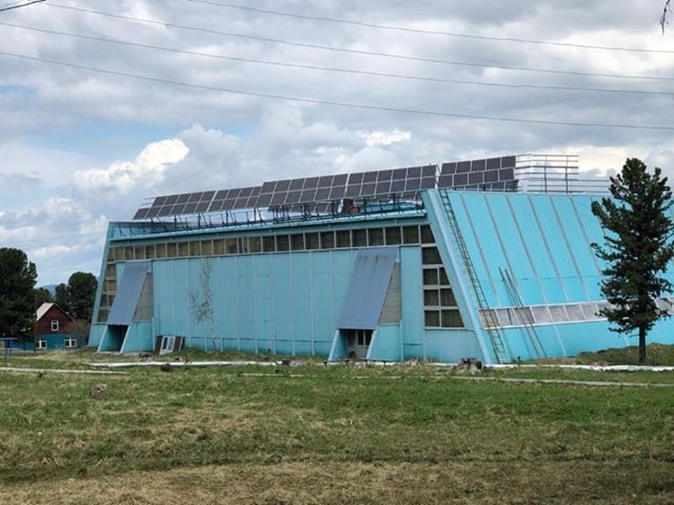 Фото предроставлено Neosun Energy