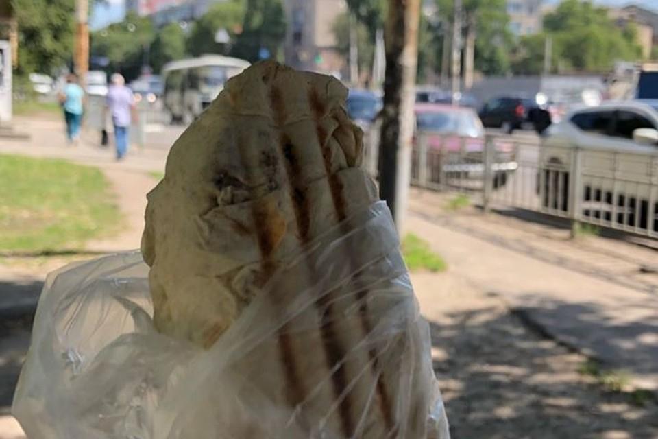 В шаурме из воронежского киоска нашли кишечную палочку