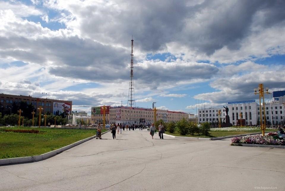 Каждая команда разработает свою концепцию главной площади Якутска.