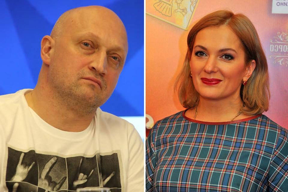 Гоша Куценко и Мария Порошина, хоть и давно в разводе, но остались друзьями.