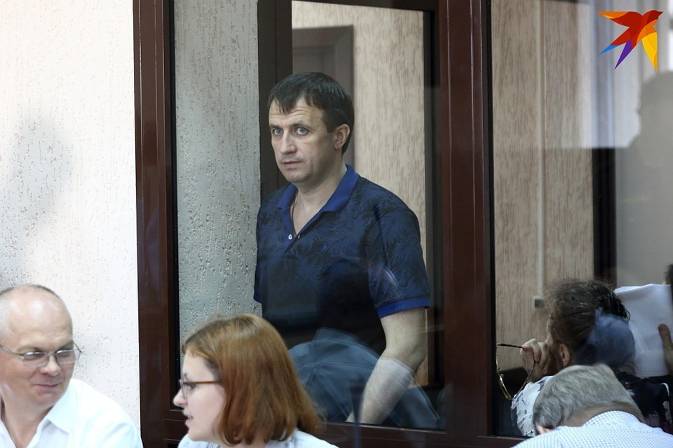 Сергей Барисевич из-за взяток получил 13 лет колонии.
