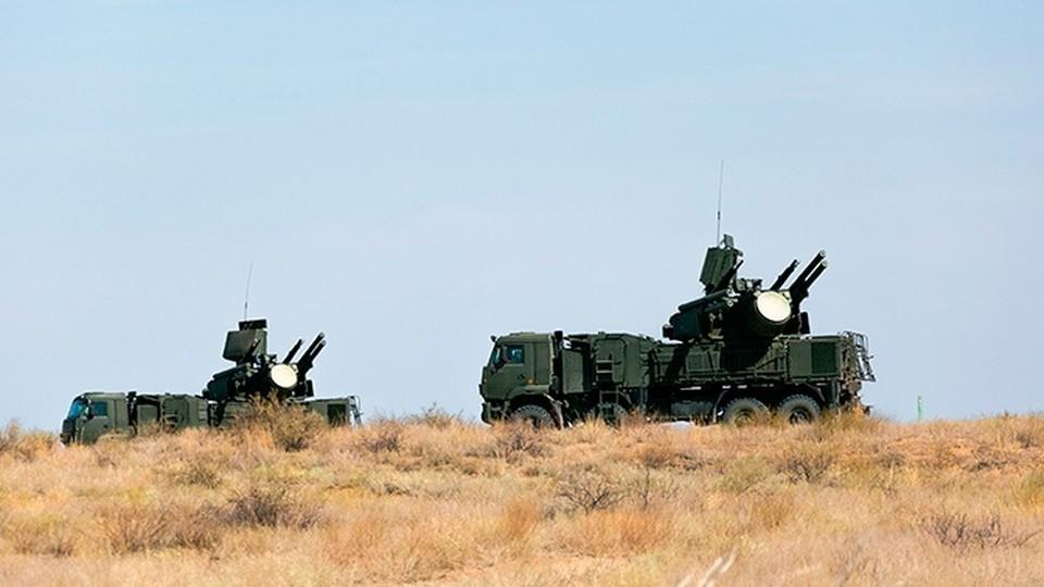 «Панцирь-С1» принят на вооружение ВС России с 16 ноября 2012 года