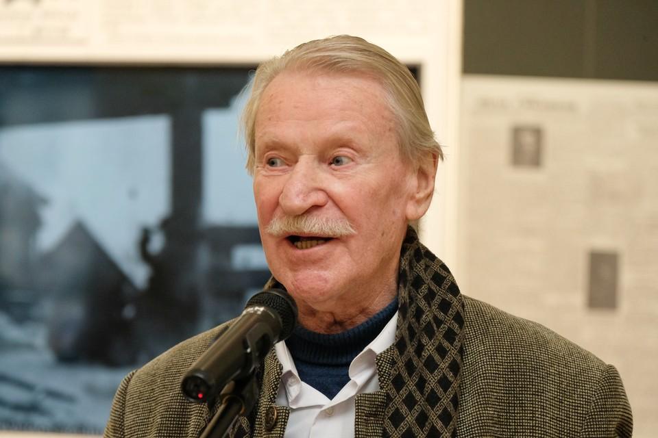 88-летний Иван Краско рассказал о сексе в преклонном возрасте