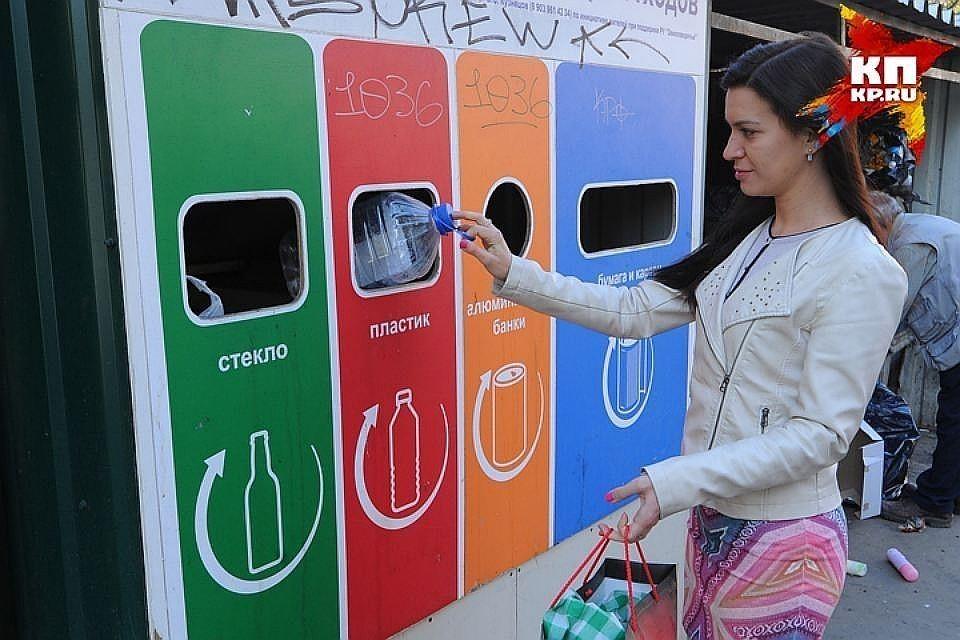 Нижегородская область переходит на раздельный сбор мусора